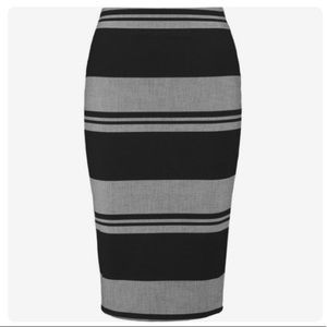 NWT!! Elizabeth and James Black Aisling Skirt